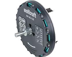 Wolfcraft DSP Molfcraft Hålsåg ø 45-130 mm