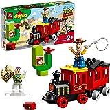 LEGO 10894 DUPLO Toy-Story tåg, byggsats med buzz och Woody figurer för småbarn