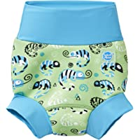 Splash About Baby Kids New Improved Happy Nappy, Green Gecko
