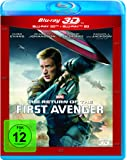 The Return of the First Avenger - 3D + 2D [3D Blu-ray]
