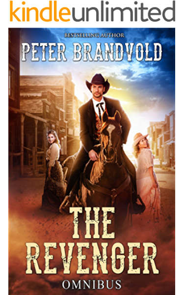 The Revenger Omnibus Ebook Brandvold Peter Amazon Co Uk Kindle Store