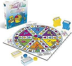 Hasbro Spiele E1921100 Trivial Pursuit Familien Edition, Familienspiel, bunt