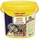 Sera reptil Professional Carnivor 3.800 ml Mangime in Granuli, Oro, 1000 g, 3800 unità
