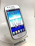 """Samsung Galaxy S3 Mini 8GB 4"""" 5MP SIM-Free Smartphone in White"""
