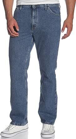 Lee Uniforms Men's Regular Fit Bootcut Jean