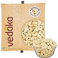 Amazon Brand - Vedaka Popular Whole Cashews, 200g
