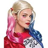 Rubie' s ufficiale Suicide Squad Harley Quinn parrucca (taglia unica)