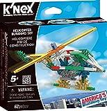 K'NEX 33118H - Building Set - Classic Intro Assortment - Helicopter - 62 Pieces - 5+ - Bau- und Konstruktionsspielzeug