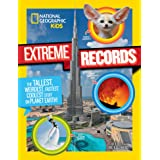 National Geographic Kids Kids Extreme Records (Fun Facts)