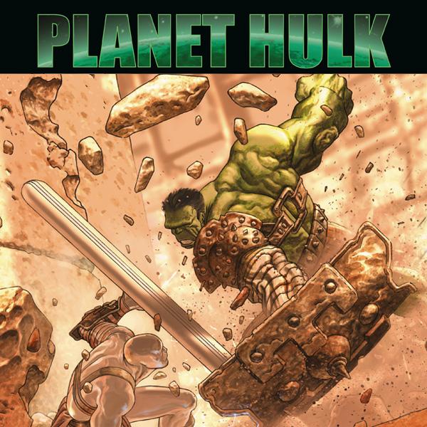 Planet Hulk (Collections) (Reihe in 2 Bänden)