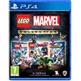 Lego Marvel Collection - PS4 - HD Collection - PlayStation 4 - Special - PlayStation 4