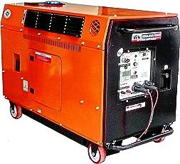 Gastech Bio Power Gastech GE 9000RS 8500 VA Silent Portable Generator- Autostart