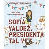 Sofía Valdez, presidenta tal vez / Sofia Valdez, Future Prez (Los Preguntones / The Questioneers)