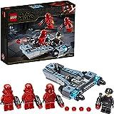 LEGO75266StarWarsPackdeCombate:SoldadosSithJuguetedeConstrucción