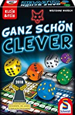 Schmidt Spiele 49340 Ganz schön clever