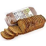 Pan Proteico SiempreTierno XXL 500 grs · Pan Keto Proteinado Bajo en Carbohidratos · 25% de Proteínas · Ideal dietas Hipocaló