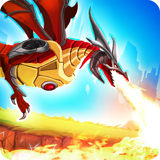Dragon fight : boss shooting game (Fly Casual)
