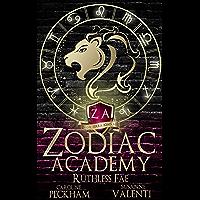 Zodiac Academy 2: Ruthless Fae (English Edition)