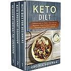 Keto Diet: 3 Manuscripts in 1 Book - Keto Diet for Beginners - Keto Crockpot Cookbook - Ketogenic Instant Pot Cookbook