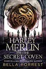 Harley Merlin and the Secret Coven Kindle Edition