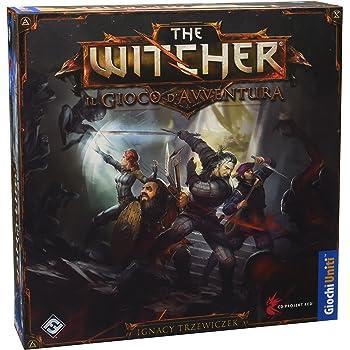 Giochi Uniti - The Witcher Gioco da Tavolo