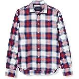 Hackett London Nvy Mlt Flnnl Plaid Y Camisa para Niños