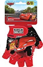 Disney Herren Gloves Cars Sports, Mehrfarbig, S