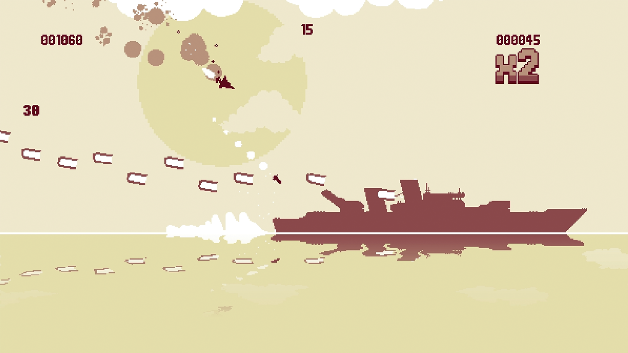 Luftrausers Screenshot