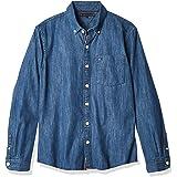 Tommy Hilfiger Denim Shirt L/S Camisa para Niños