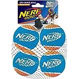 Nerf Dog Distance Tennis Balls, 4 Pack