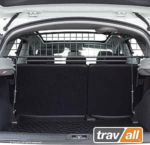 Travall Guard Hundegitter Tdg1140 Maßgeschneidertes Trenngitter In Original Qualität Auto