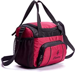 Istorm Polyester Lunch Bag (Red)