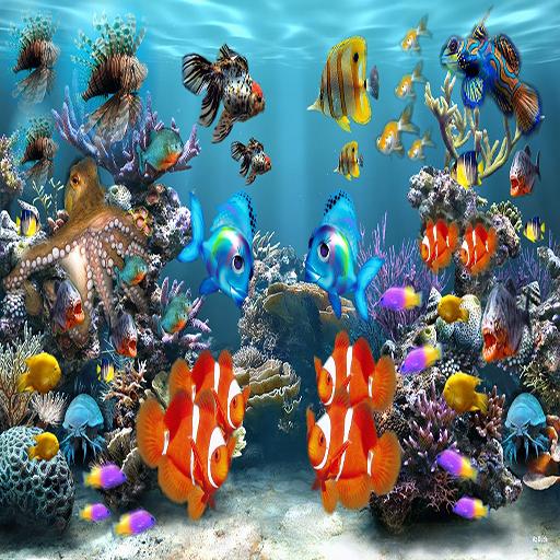 Tank Water Fish Cold (Life In The Aquarium)