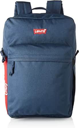 LEVIS FOOTWEAR AND ACCESSORIES - Updated Levi's L Pack Standard Issue - Red Tab Side Logo, Pacchetto di emissione standard Levi's L aggiornato - Logo laterale rosso Unisex - Adulto