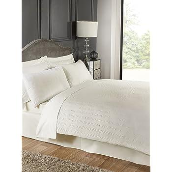 Home & Garden New 100% Egyptian Cotton 200tc Complete Duvet Cover Set Bedding Set 4pc All Size Lovely Luster