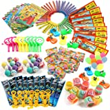 THE TWIDDLERS 120-delige Feest Souvenir Speelgoedjes voor Verjaardagsfeestje, Spelprijzen, Pinata Vulling