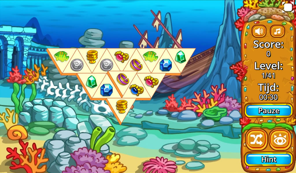 deep sea trijong mahjong  amazon fr  appstore pour android