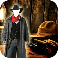 Cowboy Photo Suit Theme