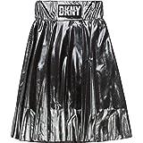 DKNY Falda Plateada de Ceremonia Joven