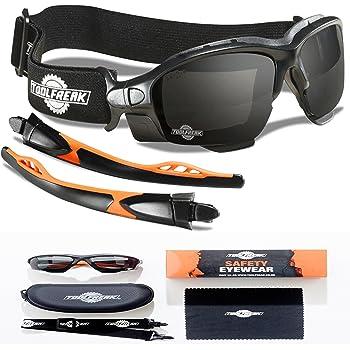5a920b7baff61a Les lunettes de sécurité spoggles haut de gamme par ToolFreak   une  combinaison parfaite de lunettes de sécurité et de lunettes de protection ,  lentille ...