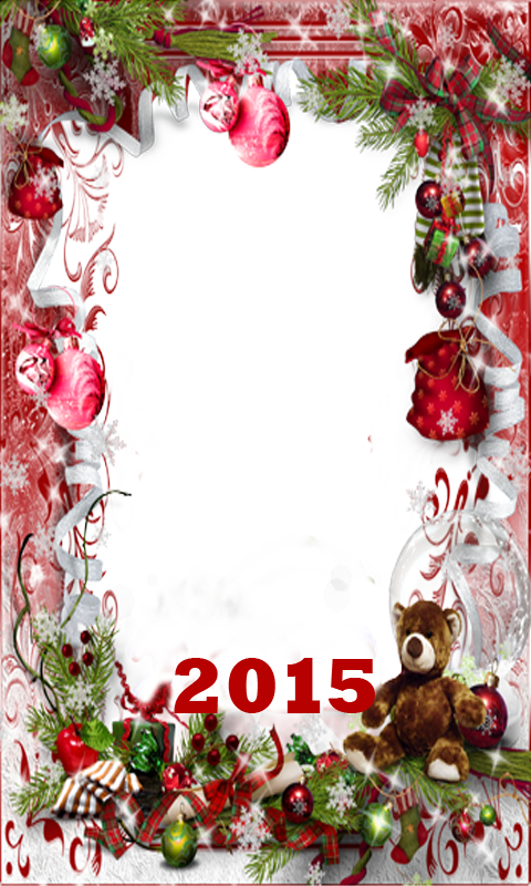 New Years Frame 2015, multicolor new year frame - Latest Images