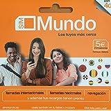 SIM-kaart, Orange Welt, € 5