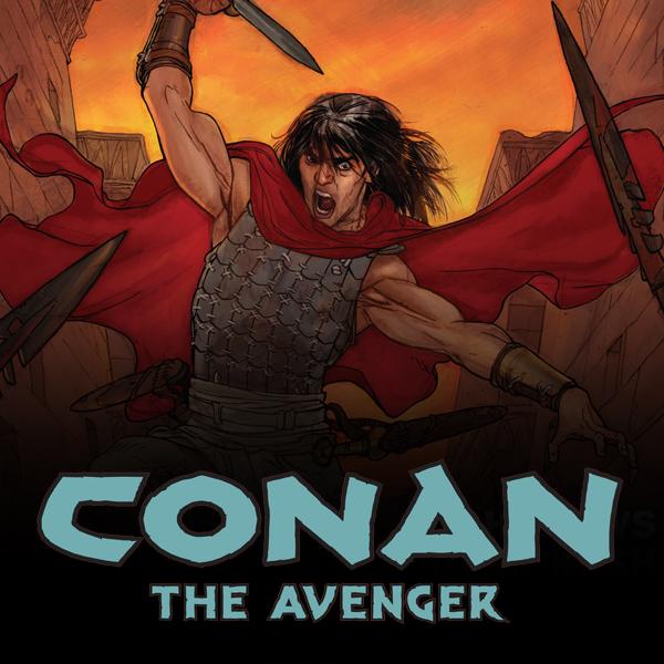 Conan the Avenger (Collections) (2 Book Series)