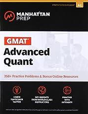 Manhattan Prep Gmat Advanced Quant: 250+ Practice Problems & Bonus Online Resources