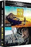 San Andreas + Mad Max : Fury Road - Coffret 4k Ultra HD [4K Ultra HD Digital