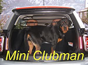 Ergotech Trennnetz Trenngitter Hundenetz Hundegitter Rda65hbg Xs Für Mini Clubman Haustier