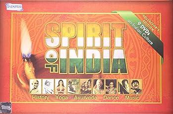 Spirit Of India - 9 DVDs Pack