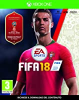 Ea Fifa 18 By Electronic Arts For Xbox One