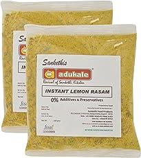 Adukale Instant Lemon Rasam, 200 grams (Set of 2)