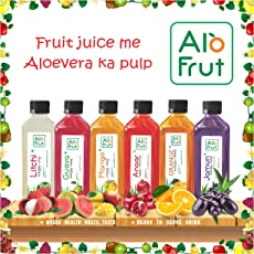 Axiom_Ayurveda Alo Fruit Juice Taste Combo 200ml - Pack of 12